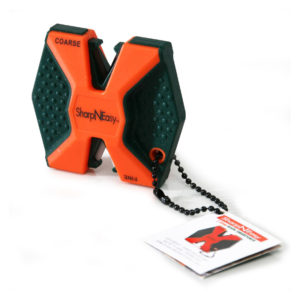 AccuSharp SharpNEasy 2-Step Sharpener Blaze Orange